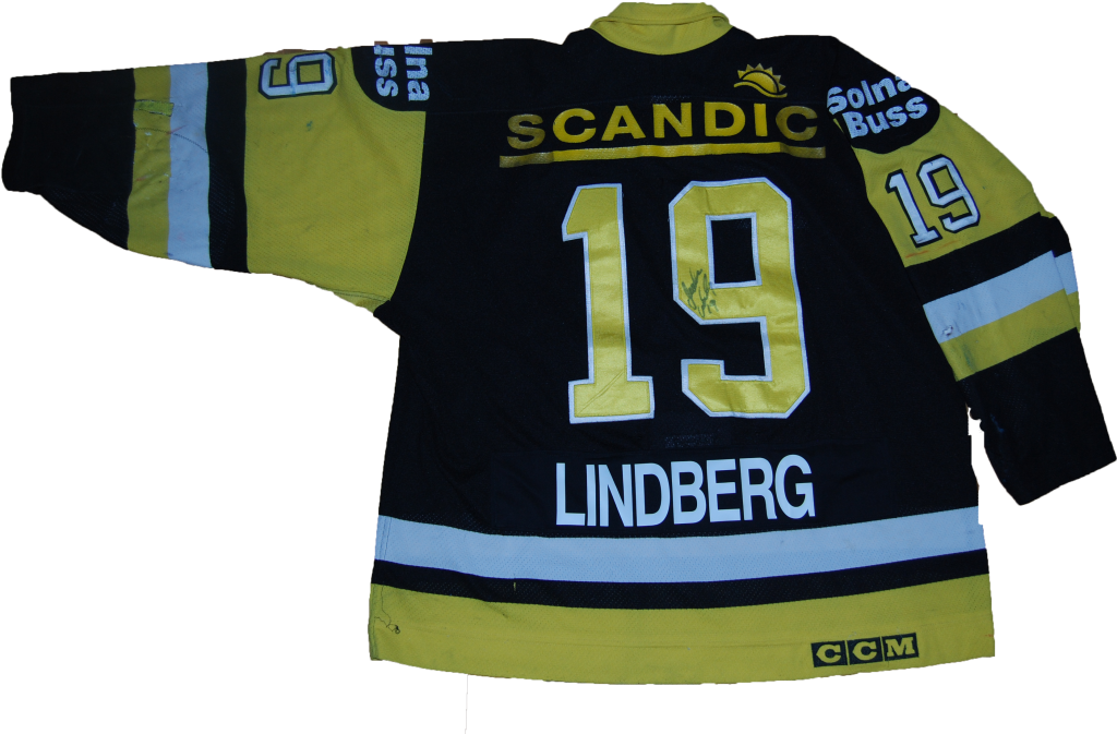 Lindberg-back