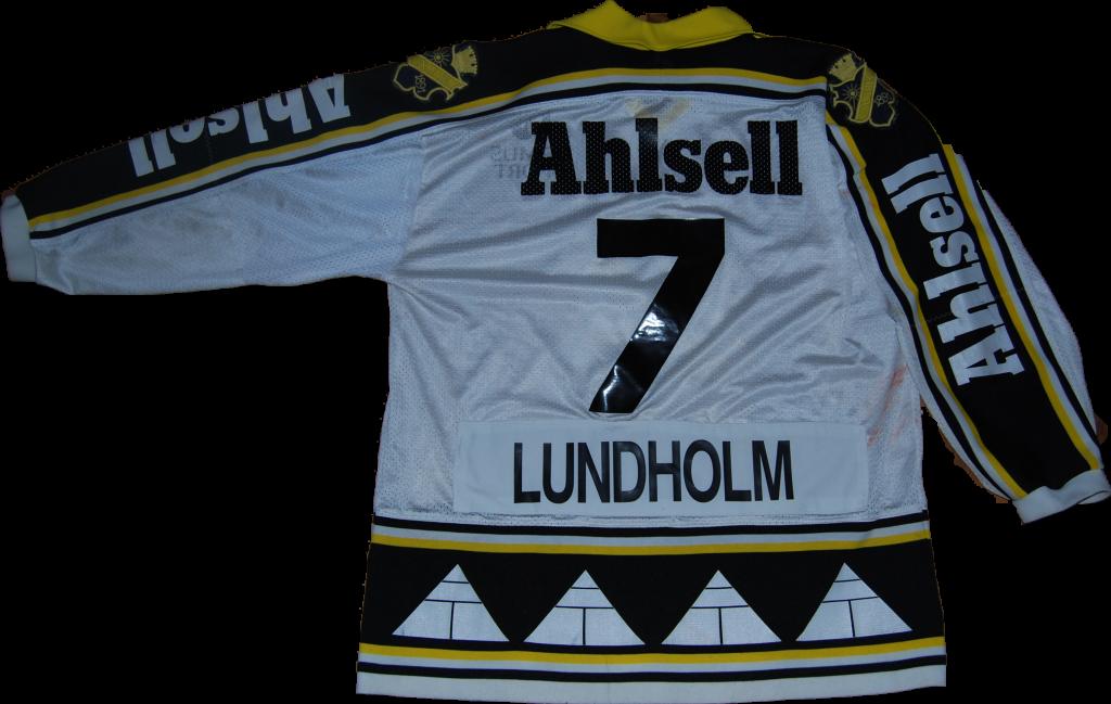 Lundholm-back